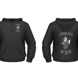 Amnesia House - Black Hoodie