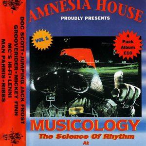 Amnesia House - Musicology 1994