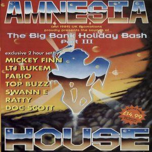 Big Bank Holiday Bash Part 3 1995 USB